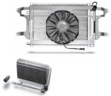 Автомобильный кондиционер 3,5 кВт