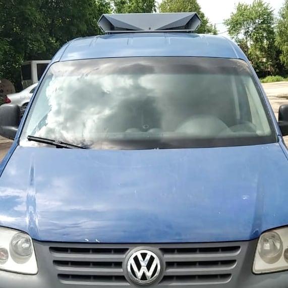 Установка реф. на Volkswagen