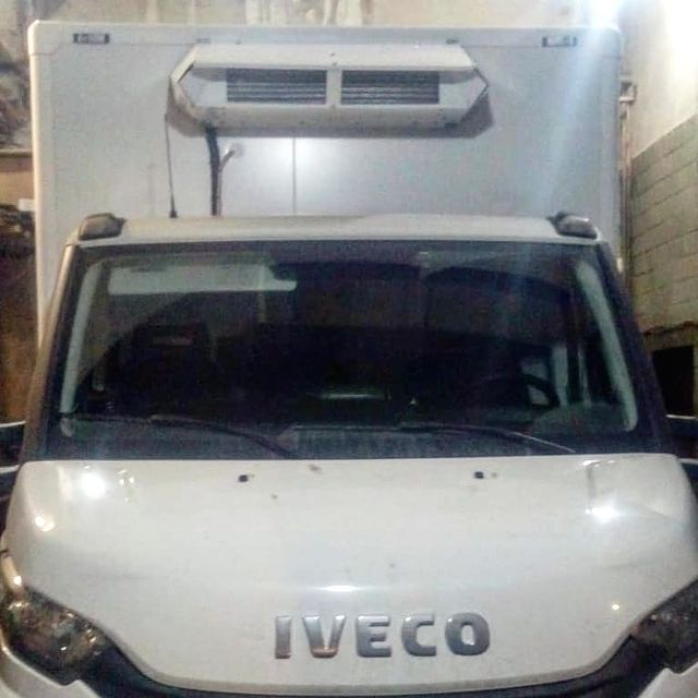 Рефрижератор на IVECO