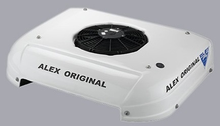 Холодильное оборудование на авто Alex Original