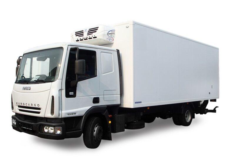 Рефрижератор на грузовик