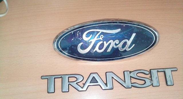 Установка кондиционера на Форд транзит